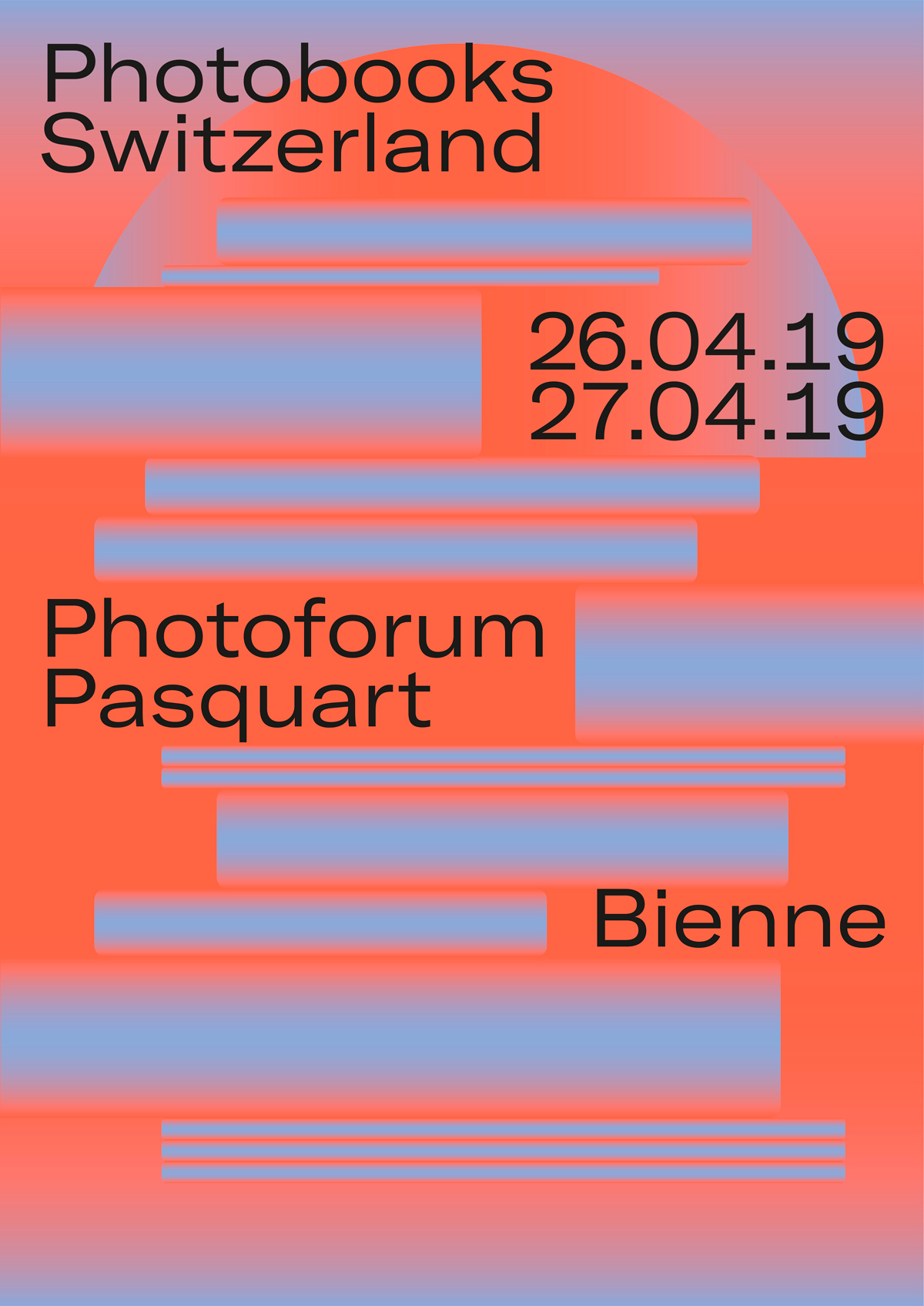 Photobooks Switzerland 2019