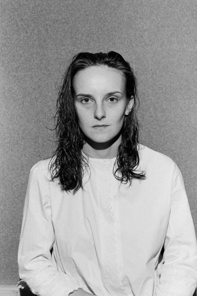 Seiichi Furuya, Portrait of Christine Furuya, Graz, 1979